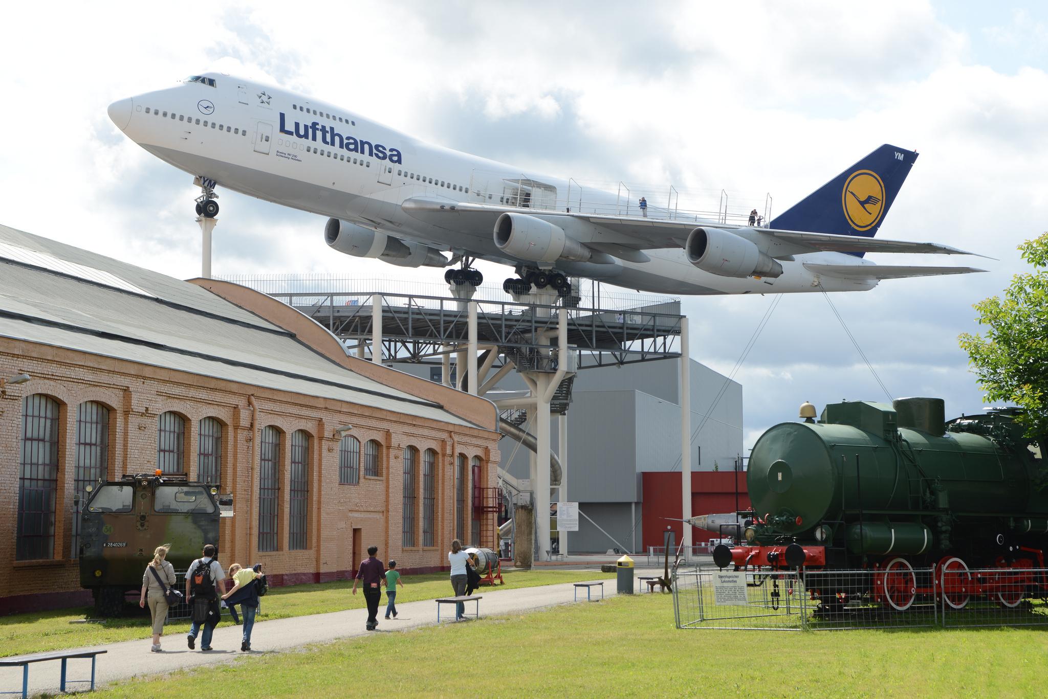 Boeing 747 | Technik Museum Speyer | Allemagne